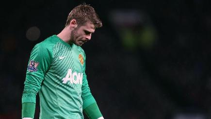 David de Gea's expected move to Real Madrid from Manchester United collapsed on Monday
