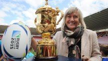 England Rugby 2015 chief executive Debbie Jevans said the only downside is some fans will inevitably be left disappointed