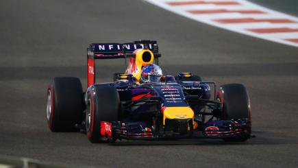 Red Bull duo to start from back