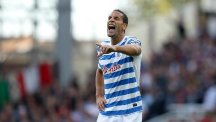 QPR boss Harry Redknapp has defended Rio Ferdinand, pictured, after his three-match ban