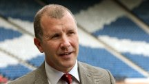 Stewart Regan stated the independence referendum will have no bearing on the Euro 2020 bid