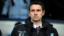 Remi Garde refuses to think about his long-term future at Aston Villa until the summer