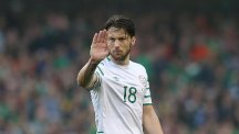 Harry Arter is relishing the chance to play his way into the Republic of Ireland's Euro 2016 finals squad