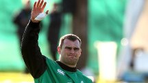 Rhys Ruddock, pictured, will put his hand up for Ireland selection again for the RBS 6 Nations clash with France