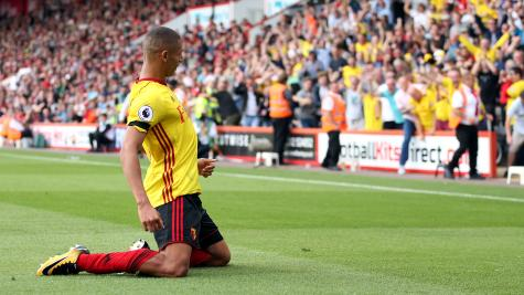 Everton to sign Watford forward Richarlison for £50m?