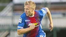 Richie Foran is the new man in charge at Inverness