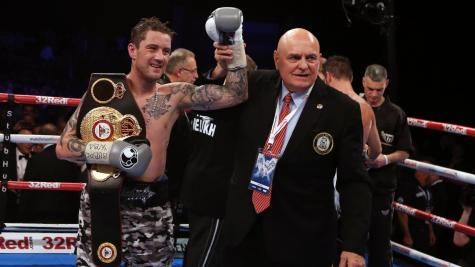 Ricky Burns takes tricky option by facing Julius Indongo