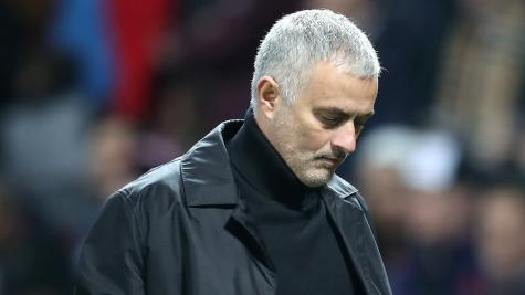 Jose Mourinho sacked by Manchester United