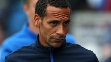 Rio Ferdinand, pictured, has spoken about David Moyes' Manchester United tenure in his autobiography