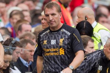 Brendan Rodgers knows Liverpool can ill afford to drop as many points at home this season