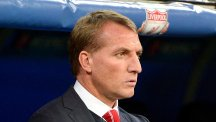 Brendan Rodgers, pictured, has come out in defence of his first-choice goalkeeper