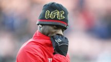 Manager Brendan Rodgers is refusing to write off the Liverpool career of Mario Balotelli, pictured