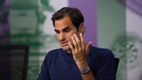Roger Federer determined to have another shot at Wimbledon after Anderson shock
