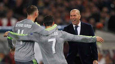 Roma 0-2 Real Madrid