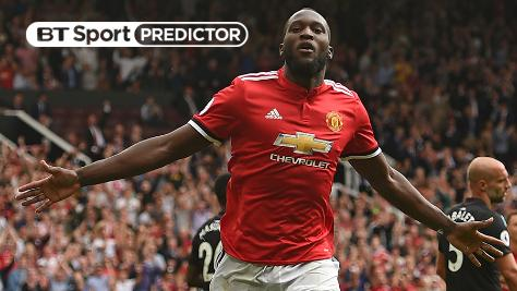 Romelu Lukaku, Manchester United - BT Sport Predictor