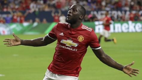 Romelu Lukaku and Marouane Fellaini help Manchester United win friendly in Oslo