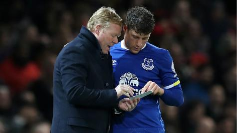 Phil Jagielka praises Ross Barkley for coping with media storm