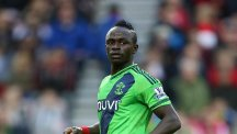 Southampton continue to insist Sadio Mane, pictured, will not leave the club in January despite continued interest from Manchester United