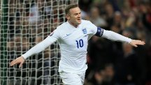Wayne Rooney helped England continue their perfect record in qualifying