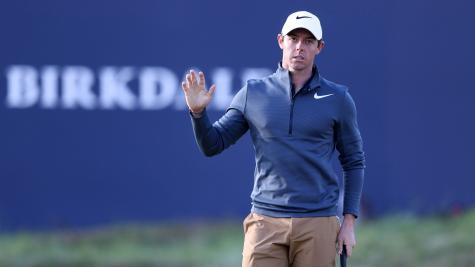 Rory McIlroy Storms Back Into Contention After Terrific Second Round