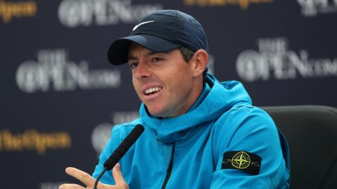 Rory McIlroy keen to shun spotlight during bid for Open glory on home soil