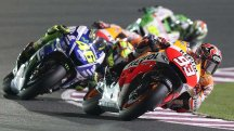 Rossi and Marquez will go into battle once again in 2015