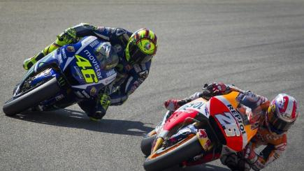 Keith Huewen's MotoGP moment of the season