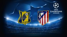 Rostov v Atletico Madrid