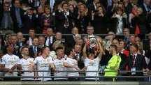 Manchester United beat Crystal Palace to win the FA Cup last week