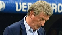 Roy Hodgson can't watch as England crash out of Euro 2016