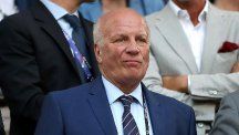 Greg Dyke felt the young England team had the potential to outplay Euro 2016 finalists France and Portugal