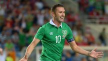 Republic of Ireland skipper Robbie Keane is expected to be available for Thursday night's Euro 2016 qualifier against Germany
