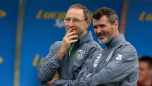 Former Sunderland boss Roy Keane, right, has urged the club to have a good look at itself