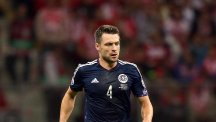 Scotland defender Russell Martin is hopeful they can get a good result against Germany