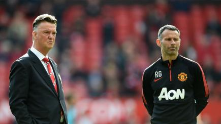 Giggs: I'm serving my apprenticeship again