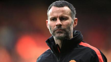 Ryan Giggs is open to a return to coaching in the future - but has dismissed suggestions he is Swansea-bound