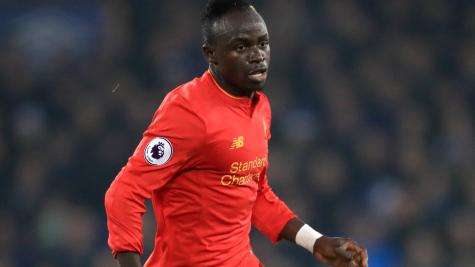 Image result for Liverpool's Mane set to resume training after surgery