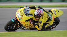 Salom and Rins continue progress in testing