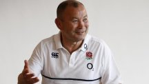 England head coach Eddie Jones, pictured, will not be able to select Sam Underhill this autumn