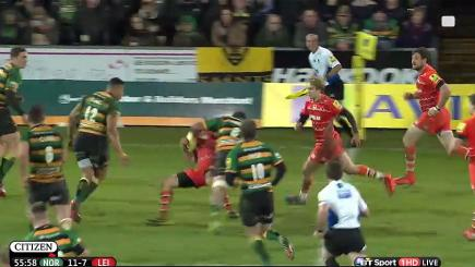 Samu Manoa destroys Julian Salvi