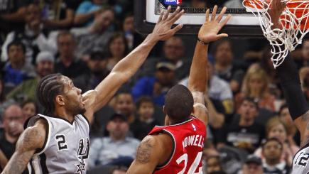 San Antonio Spurs set franchise record