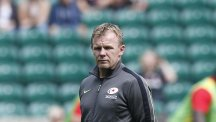Saracens rugby director Mark McCall, pictured, has added Catalin Fercu to his squad