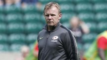 Mark McCall, pictured, says Samuela Vunisa will add power to the London outfit's squad