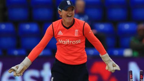 Sarah Taylor settling back into England set-up ahead of home World Cup