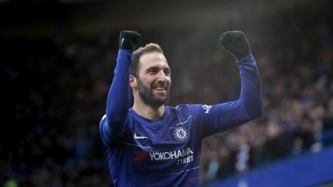 Sarri Higuain keen to prove himself again
