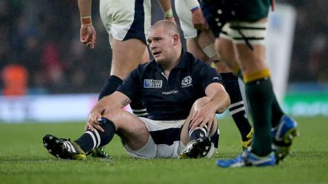 Scotland believed in their own hype – Reid