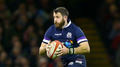 Scotland head coach Townsend shakes up side for Italy finale