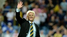 Scotland, and boss Gordon Strachan, will face Italy in a friendly.