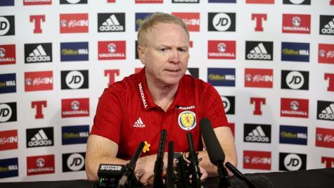 Charlie Mulgrew named Scotland captain for Hampden Park friendly