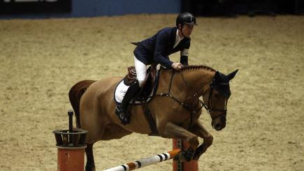 Great Britain's Scott Brash has set his sights on individual Olympic gold